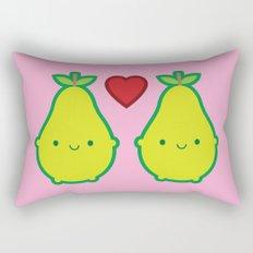 We Make A Great Pair Rectangular Pillow