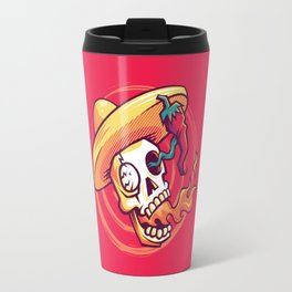 HABANERO! FIRE RED! Travel Mug