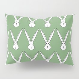 Snow bunnies Pillow Sham