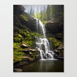 Matheson Falls Canvas Print