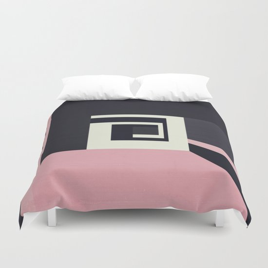 Abstract #89 Duvet Cover