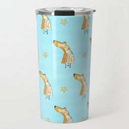 Sometimes the stars are not enough Travel Mug
