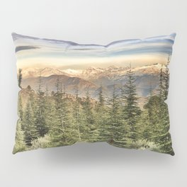 """Wildderness"". Adventure at the mountains... Pillow Sham"