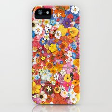 Flower iPhone (5, 5s) Slim Case
