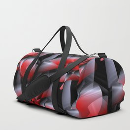 3D - abstraction -45- Duffle Bag