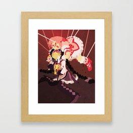10 Arrows Framed Art Print