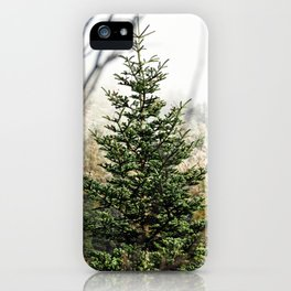 Under The Hoar Line iPhone Case