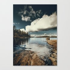 Belle Svezia Canvas Print
