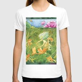 Treasures of the Lotus Nymph T-shirt