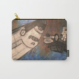 Truck in Space Carry-All Pouch