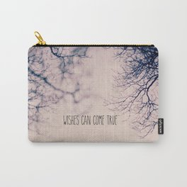 Wishes Can Come True  Carry-All Pouch