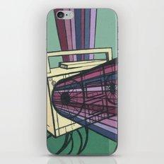 BoooomBox iPhone & iPod Skin
