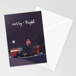Merry + Bright Stationery Cards