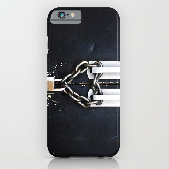 Locked by Love iPhone & iPod Case