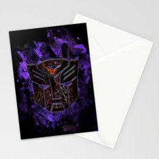 Autobots Abstractness - Transformers Stationery Cards