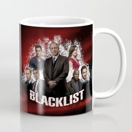 The Blacklist - Season 2 - Fanart  Coffee Mug