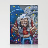 rock and roll Stationery Cards featuring Rock&Roll by Roberto Pagani