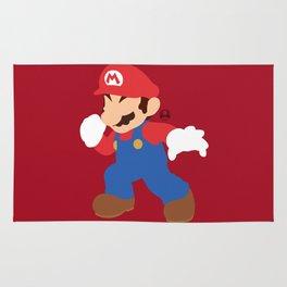 Mario(Smash) Rug