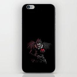 Ryuk by night iPhone Skin
