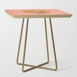 Nerd Donut Side Table