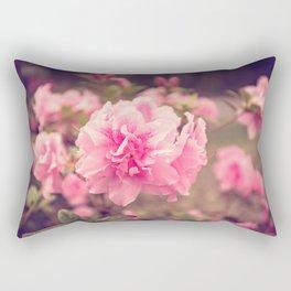Pink Azalea Bliss Rectangular Pillow