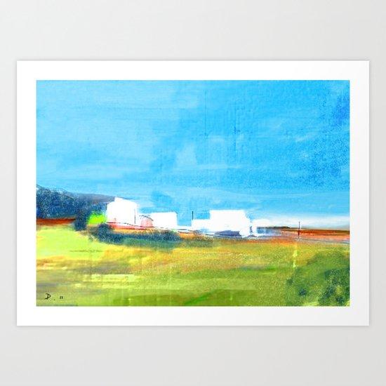 DIGART 730 Art Print