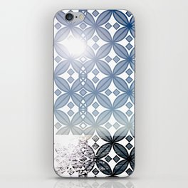 Dimensional Window iPhone Skin