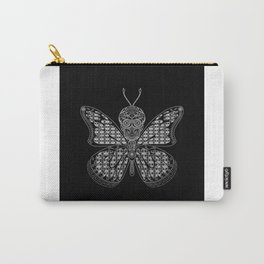 black mothman prophecy ecopop Carry-All Pouch