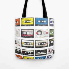 Cassette's Tote Bag