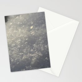 Snowflakes 2 Stationery Cards