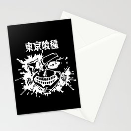 Mask Of TGhoul Stationery Cards