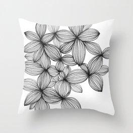 Oblivious Throw Pillow