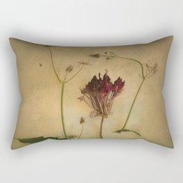 MY FLOWER Rectangular Pillow