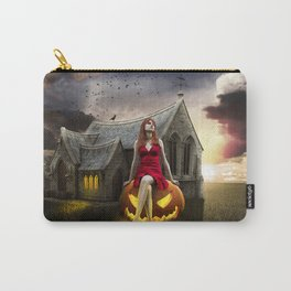 Enchanted Halloween Carry-All Pouch