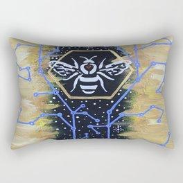 Bee Constellation Rectangular Pillow