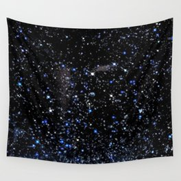 Blue Goldstone Wall Tapestry