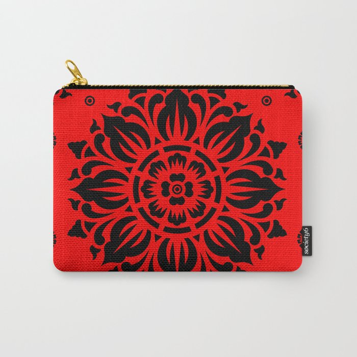 PATTERN ART11 Carry-All Pouch