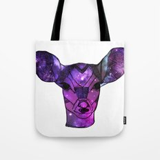 Deer oh deer by Ashley Rose Tote Bag
