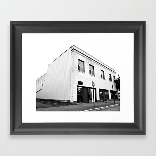 Odd Fellas Framed Art Print