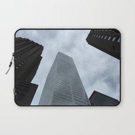 Toronto Sky Laptop Sleeve