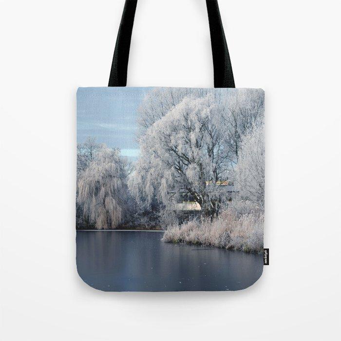 Winter Wonderland Netherlands #1 Tote Bag