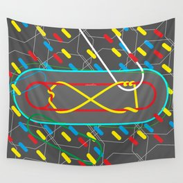 i8 Wall Tapestry
