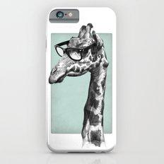 Short-Sighted Giraffe iPhone 6s Slim Case