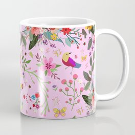 Say I love you with flowers Coffee Mug