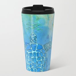 Secret Turtle Travel Mug