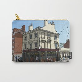 Pigeons Over London Carry-All Pouch