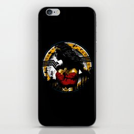 Amazon Girl iPhone Skin