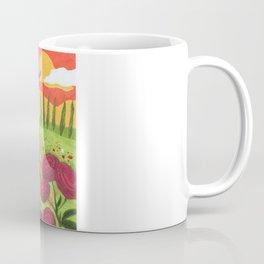 Flowers field Coffee Mug