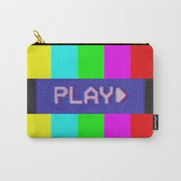 P L A Y *BEEP* Carry-All Pouch