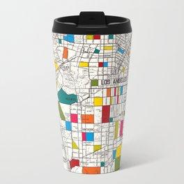 Los Angeles Streets Travel Mug